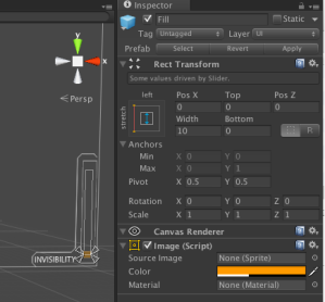 Slider area setup. Set Fill source image to none and fine tune the colour.