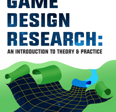 Game design research: An overview